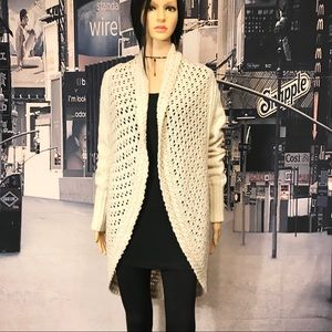 Anthropologie Angel Of  North cardigan sweater S